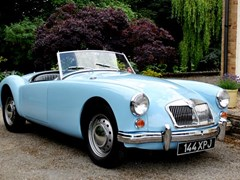 Navigate to Lot 277 - 1962 MG A Roadster, Mk. II (1600cc)