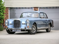 Navigate to Lot 156 - 1967 Alvis TF Saloon