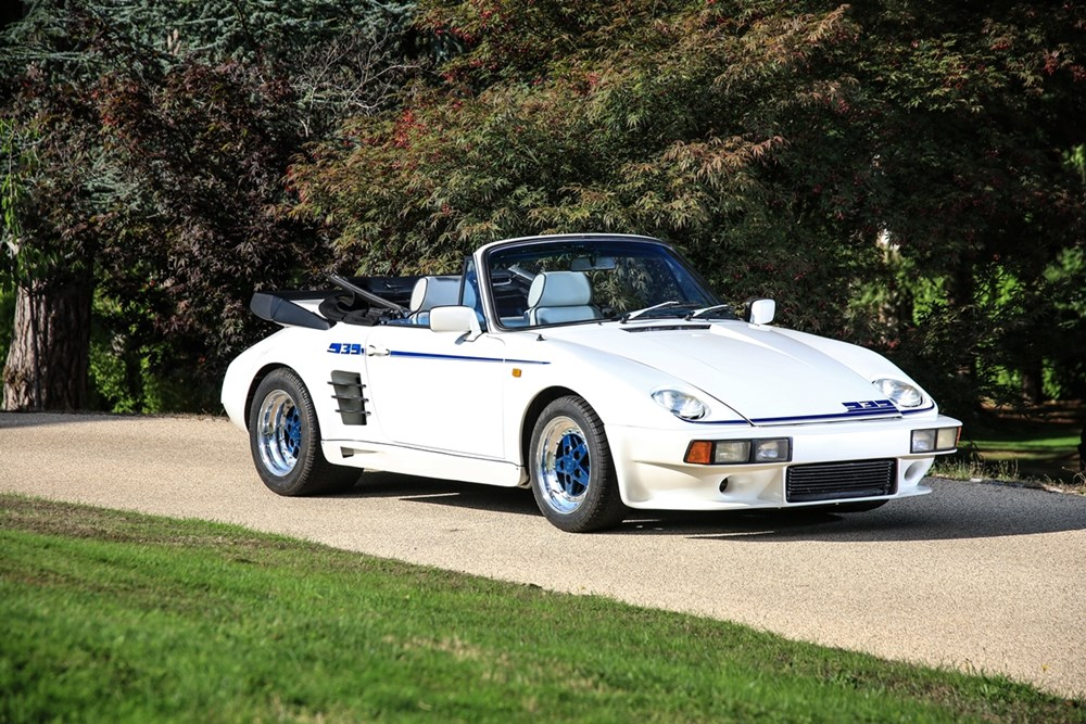 Lot 203 - 1983 Porsche 939 by Rinspeed