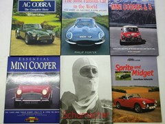 Navigate to 16 Motoring Books