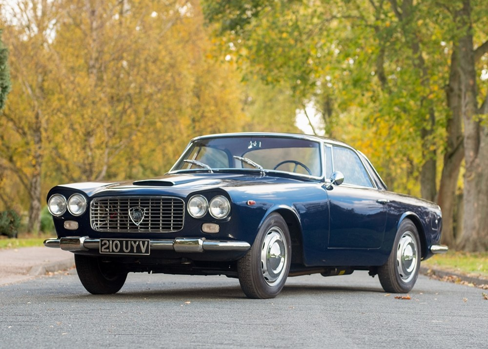 Lot 263 - 1959 Lancia Flaminia GT by Touring of Milan *WITHDRAWN*