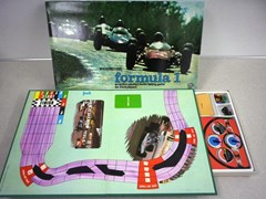 Navigate to F1 board game