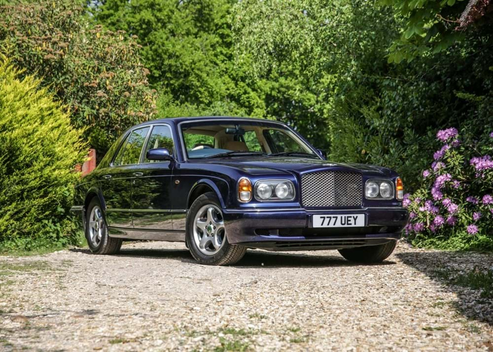 Lot 216 - 1999 Bentley Arnage Green Label