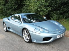 Navigate to Lot 281 - 1999 Ferrari 360 Modena
