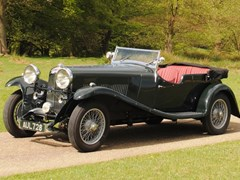Navigate to Lot 223 - 1933 Lagonda Ref 172 1933 Lagonda Three Litre