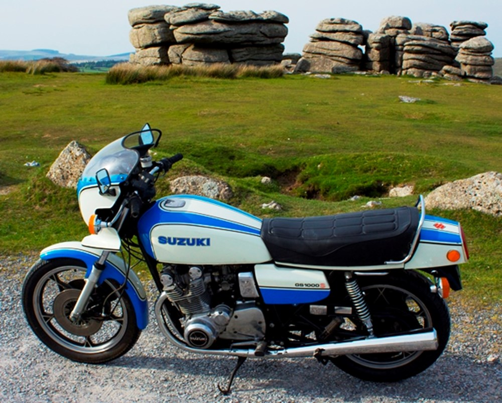 Lot 338 - 1980 Suzuki GS1000S Wes Cooley Replica
