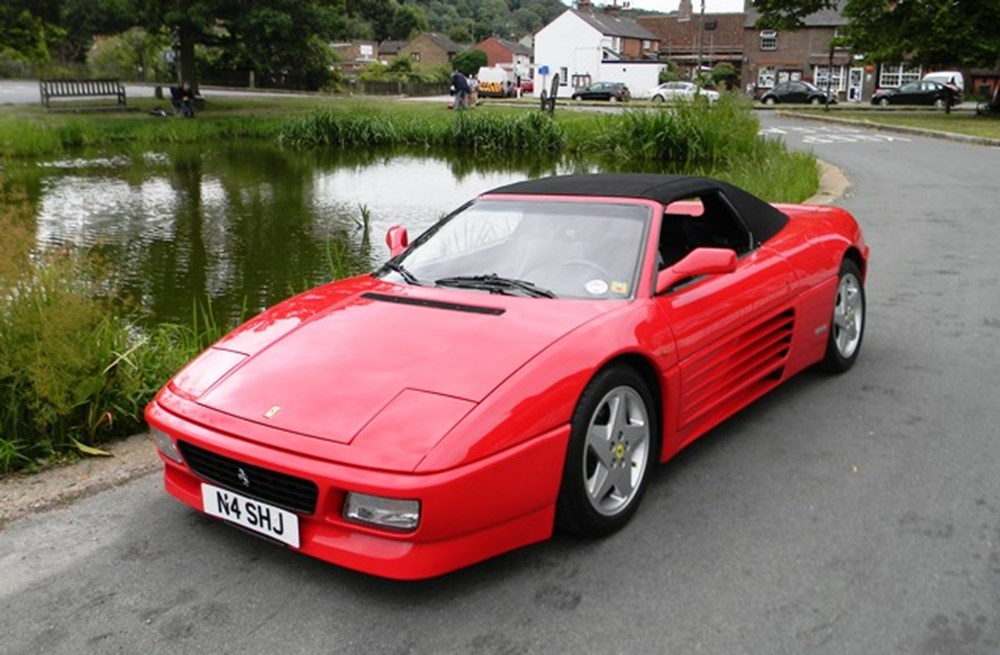 Lot 269 - 1995 Ferrari 348 Spider