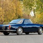 Ref 26 1959 Lancia Flaminia GT by Touring of Milan -