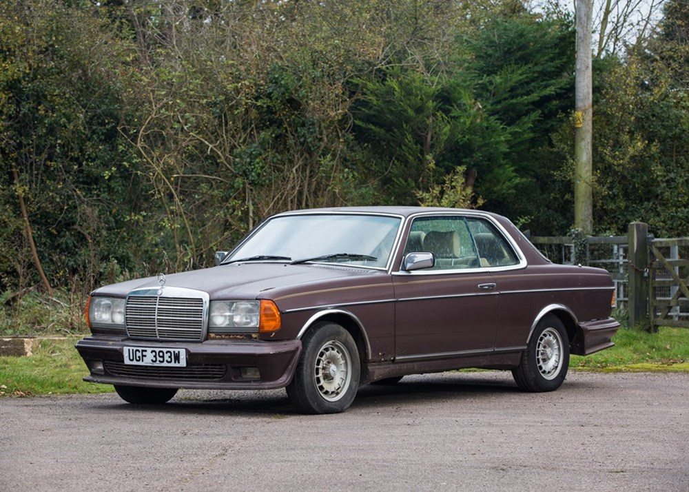 Lot 316 - 1980 Mercedes-Benz 280 CE (Restoration)