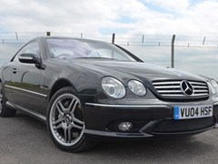Navigate to Lot 316 - 2004 Mercedes-Benz CL 65 AMG