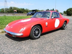 Navigate to Lot 327 - 1969 Lotus Elan +2 Competition