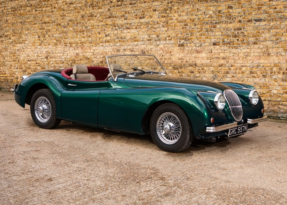 Lot 198 - 1975 Jaguar XK120 by Aristocat
