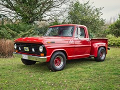 Navigate to Lot 261 - 1969 Ford F100 Stepside Pick-up Truck