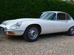 Navigate to Lot 243 - 1972 Jaguar E-Type Series III 2+2 Fixedhead Coupé