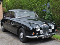 Navigate to Lot 255 - 1966 Jaguar Mk. II Saloon (3.4 Litre)