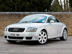 Navigate to Lot 229 - 2002 Audi TT 3.2 V6 DSG