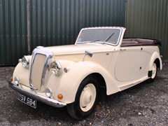 Navigate to Lot 295 - 1951 Daimler DB18 Open Tourer Conversion