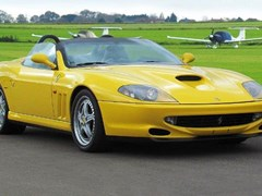 Navigate to Lot 279 - 2001 Ferrari 550 Barchetta by Pininfarina