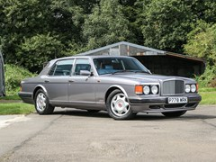 Navigate to Lot 296 - 1997 Bentley Turbo R LWB