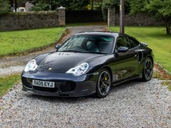 Navigate to Lot 157 - 2005 Porsche 911 996 Turbo S