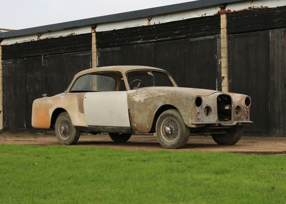 Lot 275 - 1963 Alvis TD21 Coupé (Restoration)
