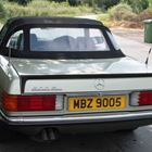 Mercedes-Benz 500SL -