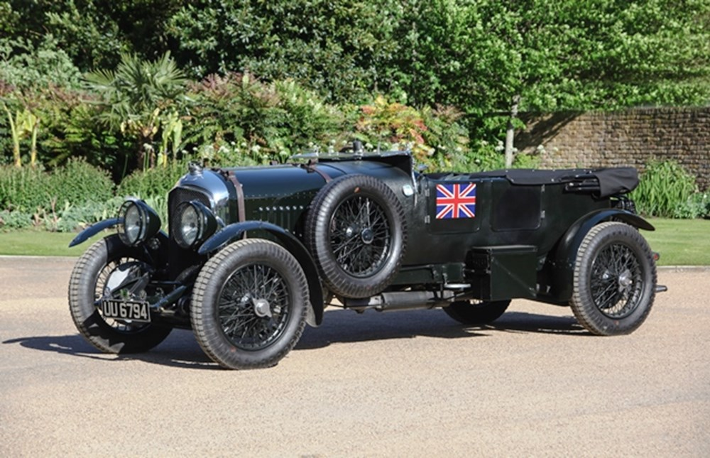 Lot 170 - 1929 Bentley 4.5 litre Open Tourer by Vanden Plas