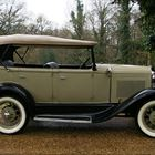 1930 Ford Model A Phaeton -