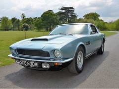 Navigate to Lot 294 - 1973 Aston Martin V8 Saloon