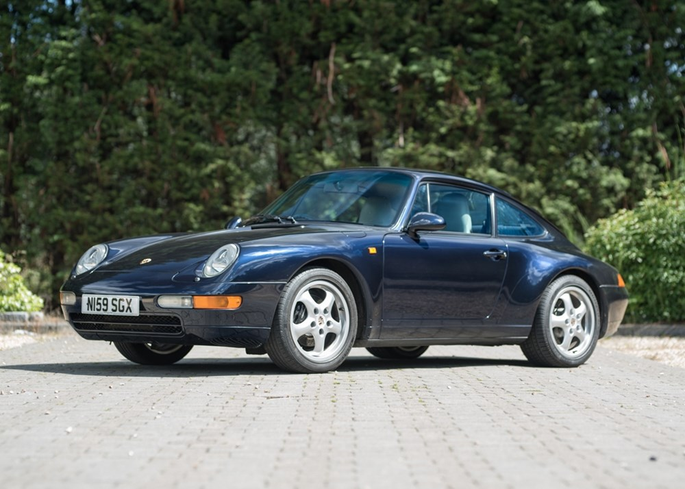 Lot 205 - 1995 Porsche 911/993 Carrera 2