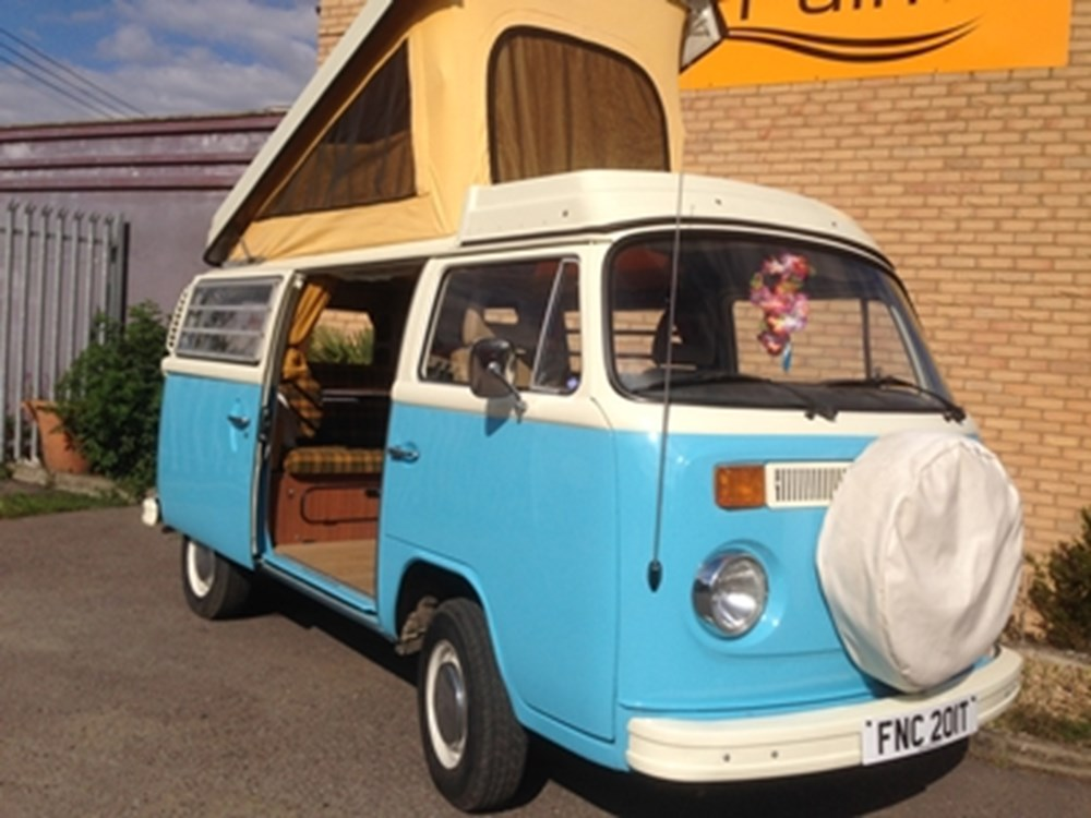 Lot 117 - 1979 Volkswagen Campervan Westfalia