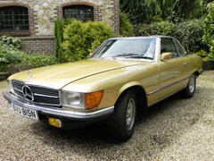Navigate to Lot 111 - 1974 Mercedes-Benz 450SL