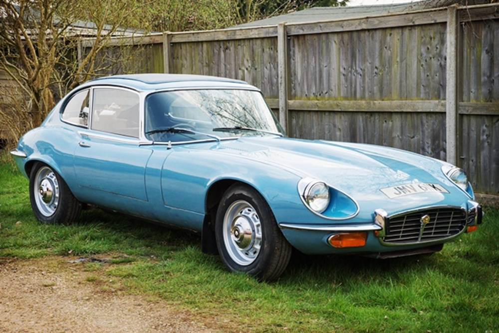 Lot 261 - 1971 Jaguar E-Type Series III 2+2 Fixedhead Coupé