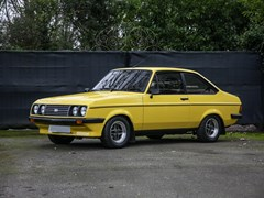 Navigate to Lot 231 - 1980 Ford Escort Mk. II RS2000 Custom