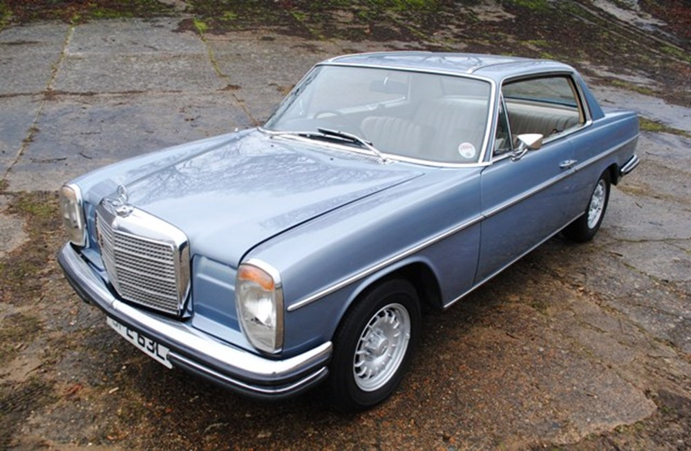 Lot 127 - 1972 Mercedes-Benz 250 CE