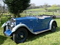 Navigate to Lot 382 - 1932 Alvis 12/60 Open Tourer