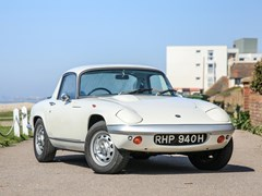 Navigate to Lot 218 - 1969 Lotus Elan S4 SE