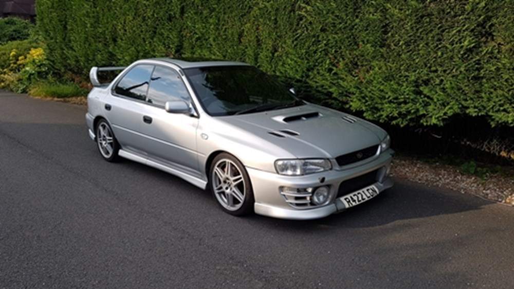 Lot 271 - 1998 Subaru Impreza Turbo (2.0 litre)