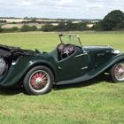 Ref 87 1936 MG NB Magnette -