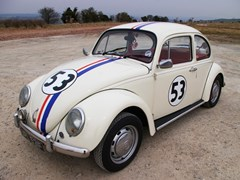 Navigate to Lot 304 - 1968 Volkswagen Beetle ('Herbie')