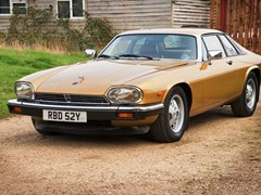 Navigate to Lot 127 - 1983 Jaguar XJS HE