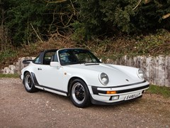 Navigate to Lot 221 - 1987 Porsche 911 Targa