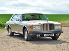 Navigate to Lot 256 - 1983 Bentley Mulsanne Turbo