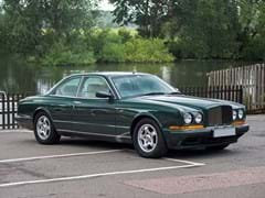Navigate to Lot 151 - 1992 Bentley Continental R