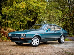 Navigate to Lot 248 - 1987 Ford Capri 280 Brooklands
