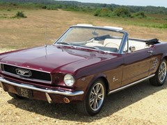 Navigate to Lot 297 - 1965 Ford Mustang Convertible (289ci)