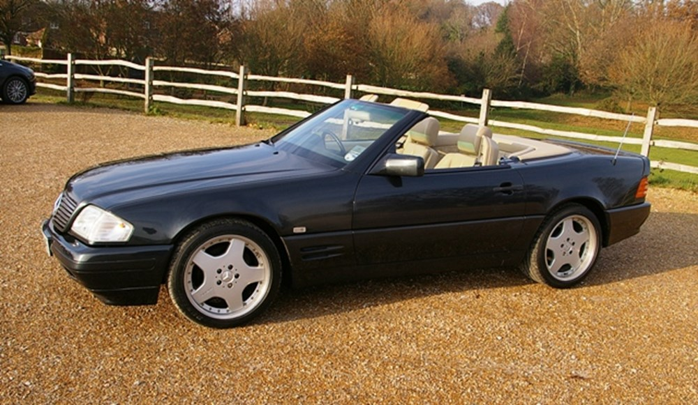 Lot 203 - 1995 12987 SL280 *Reserve lowered*