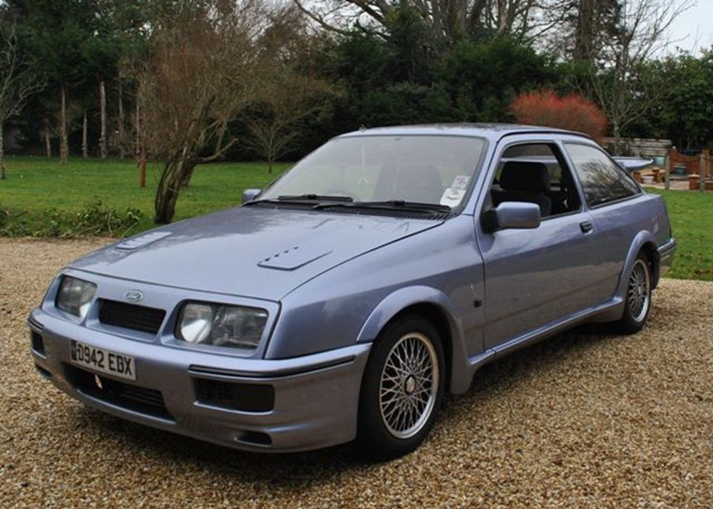 Lot 171 - 1986 Ford Sierra RS Cosworth