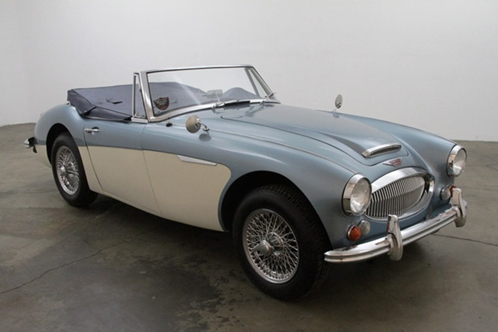 Lot 258 - 1966 Austin-Healey Mk. III BJ8