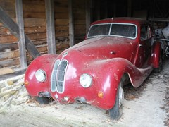 Navigate to Lot 211 - 1947 Bac 400 Coupé